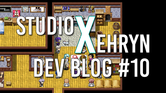 One Year Anniversary of the Studio Xehryn Website